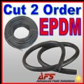 6mm I.D (1/4) EPDM Unreinforced Rubber Tubing Hose Pipe